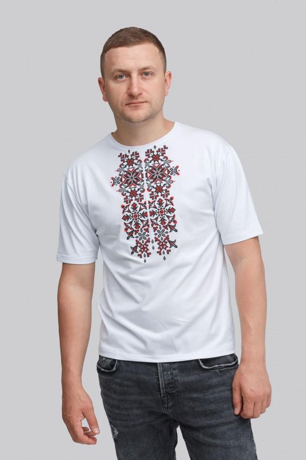 Чоловіча футболка White 1