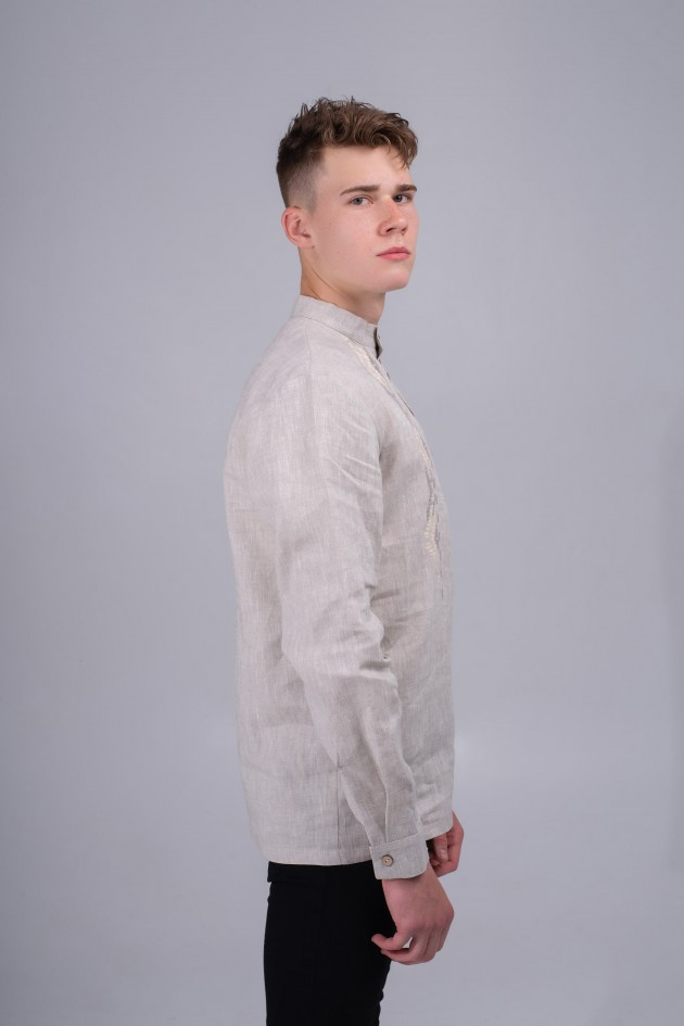 Чоловіча вишита сорочка NATURAL
