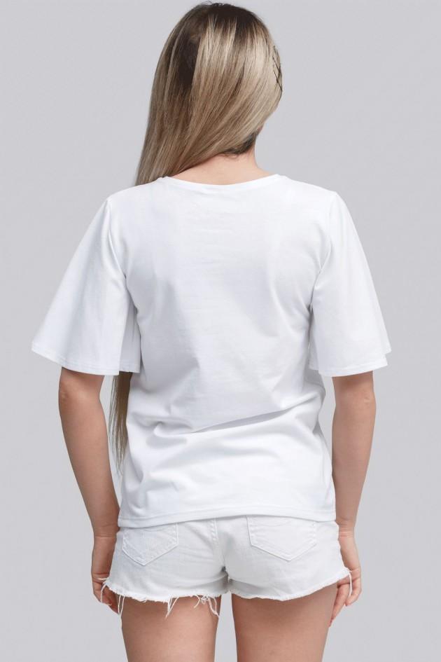 Жіноча футболка White 1-1