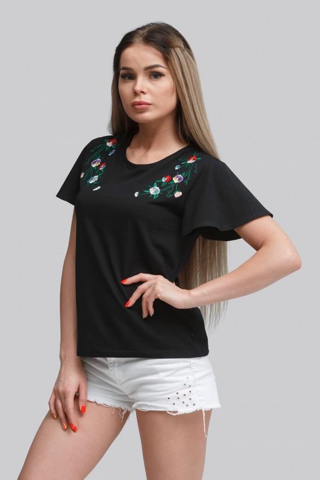 Жіноча футболка Black 5